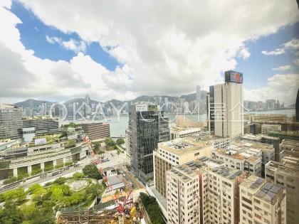 Harbour Pinnacle - For Rent - 677 sqft - HKD 23M - #382542