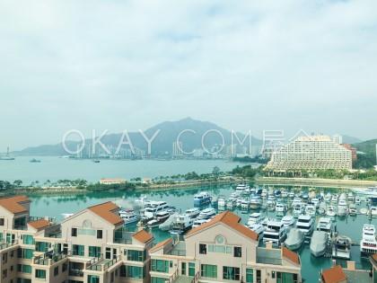 Hong Kong Gold Coast - For Rent - 875 sqft - HKD 30.8K - #43203