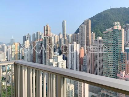 Island Crest - For Rent - 816 sqft - HKD 49K - #89786