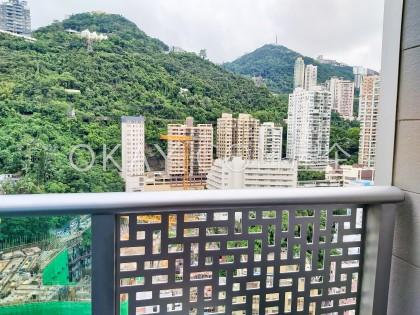 J Residence - For Rent - 420 sqft - HKD 25K - #66386