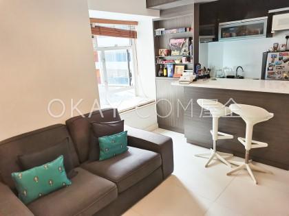 Manrich Court - For Rent - 415 sqft - HKD 9M - #183590