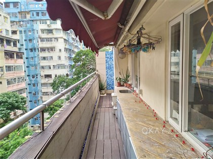 Ming Yuen Mansions - Phase 2 - For Rent - 642 sqft - HKD 15M - #391257