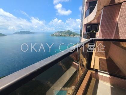 Pacific View - Tai Tam Road - For Rent - 1077 sqft - HKD 50K - #9840