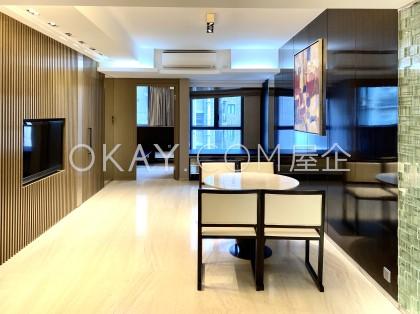 Park Rise - For Rent - 783 sqft - HKD 46K - #81653
