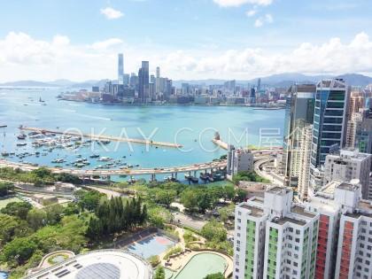 Park Towers - For Rent - 910 sqft - HKD 53K - #36306