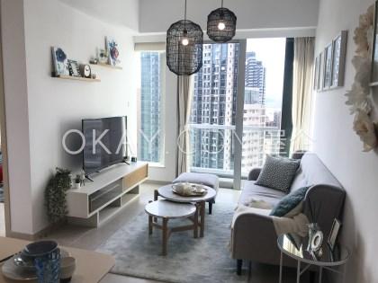 Resiglow Bonham - For Rent - 551 sqft - HKD 43K - #378691
